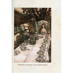 Прикючения Алисы в Стране Чудес