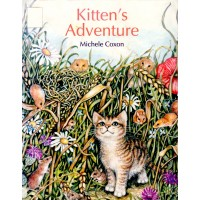24.05.2013<br />Michele Coxon<br />«Kitten's Adventure», 1997