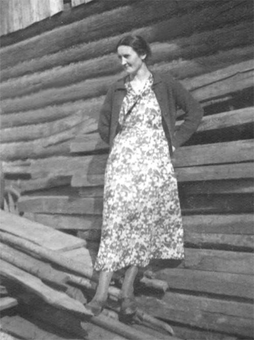 мать Владимира Перцова